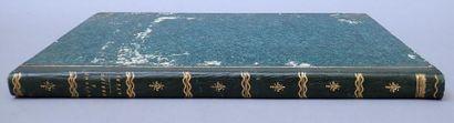 1808. Chrétien de Guignes. Atlas. Voyages...