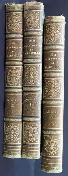 1842. Jules Julliany. Essai sur le Commerce...