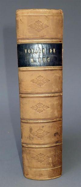 1850. Évariste Régis Huc. Souvenirs d'un...
