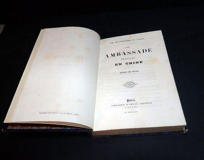 1854. Théophile de Ferrière Le Vayer. Une...