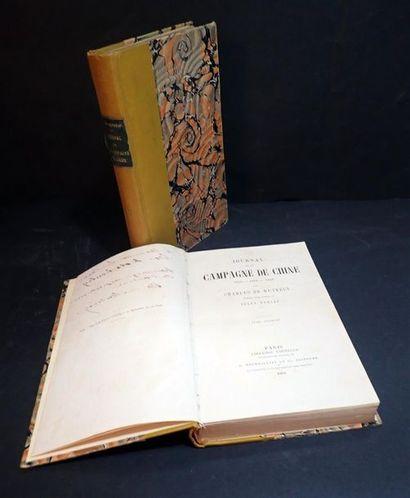 1861. Charles de Mutrecy. Journal de la Campagne...