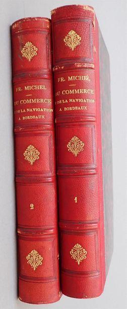 1867. Histoire du commerce et de la navigation...