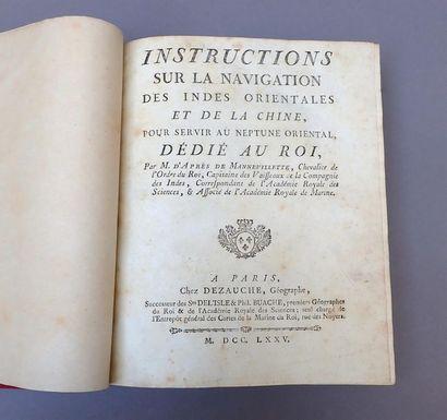 1775. Jean-Baptiste-Nicolas-Denis d'Apres...