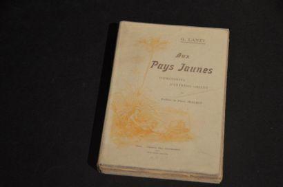 1901  Quatre ouvrages généralistes sur l'Extrême-Orient...