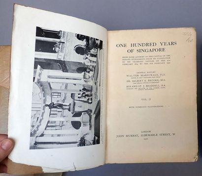 1921. Walter Makepeace, Gilbert Edward Brooke,...