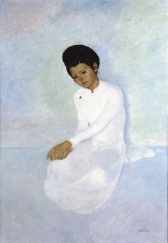 Tran Binh Loc (1914-1941) l'Ecole des Beaux-Arts...