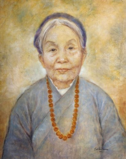 Lê Thi Luu (1911-1988) Ecole des Beaux-Arts...
