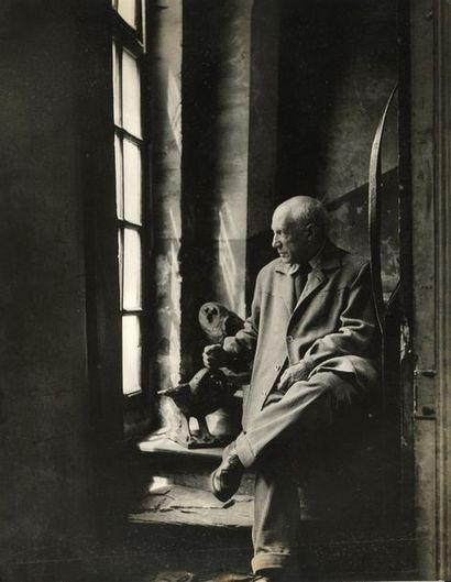 Denise COLOMB (1902-2004). Pablo Picasso....