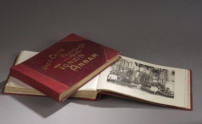 1909 Dieulefils (Pierre)  L'Indo-Chine pittoresque...
