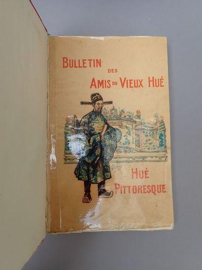 BULLETIN DES AMIS DU VIEUX HUE [COLLECTIF],...