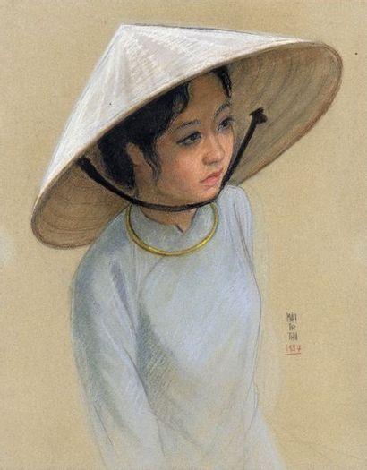 MAI TRUNG THU, dit MAI-THU (1906-1980)  Ecole...
