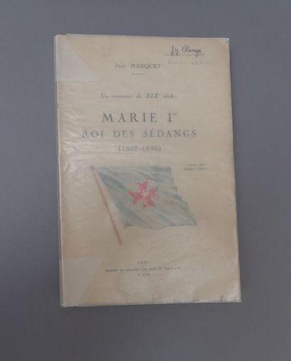 1927. MARQUET (Jean), Un aventurier au XIXe...