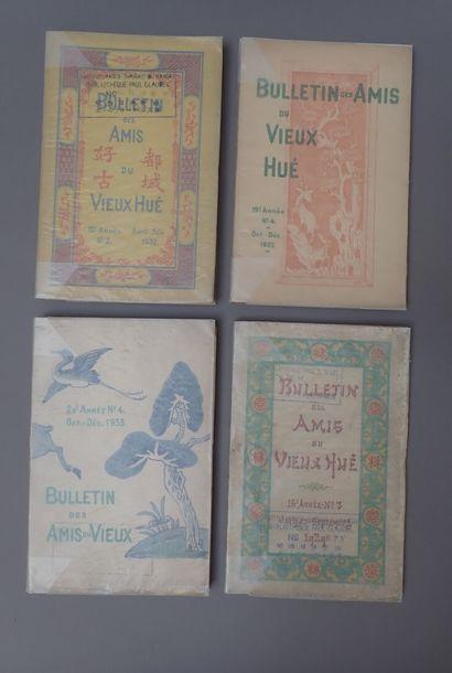 BULLETIN DES AMIS DU VIEUX HUE  Ensemble...