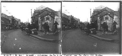 1922  Tonkin : Collection d'environ 263 photographies...
