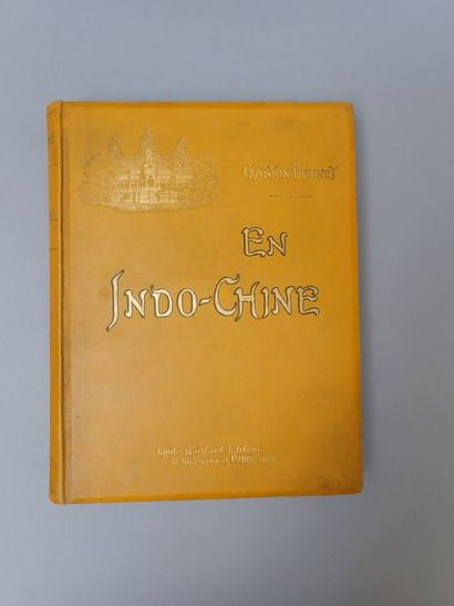 1900. DONNET (Gaston), En Indo-Chine, Cochinchine,...