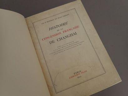 MAYBON (Charles) et FREDET (Jean), Histoire...