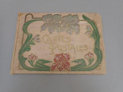 1910. Le monde vu par la carte postale.  Chine,...