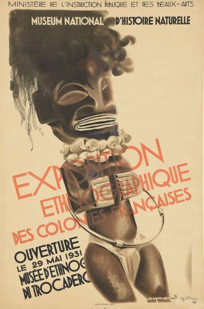 1931. Raymond GID (1905-2000). Musée national...