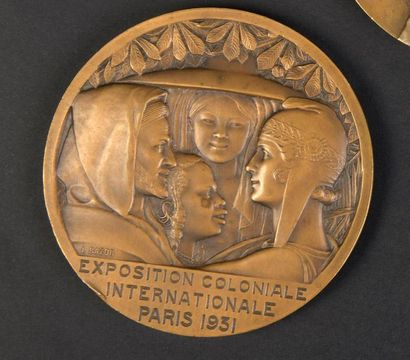1931. Exposition coloniale internationale...