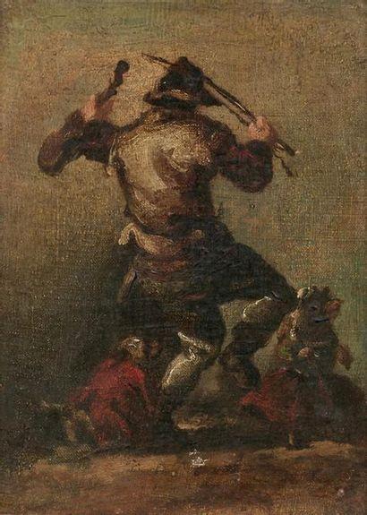 Attribué à Alexandre-Gabriel DECAMPS (1803-...