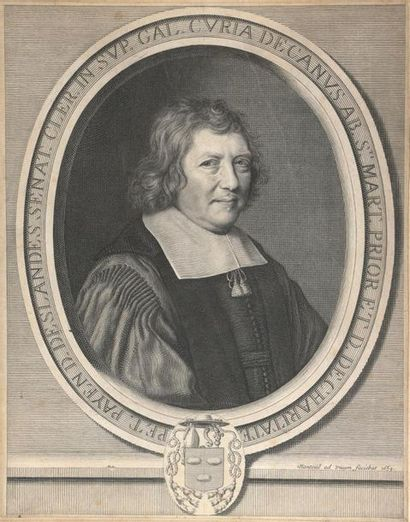 Robert Nanteuil (Reims 1623-Paris 1678) Pierre...