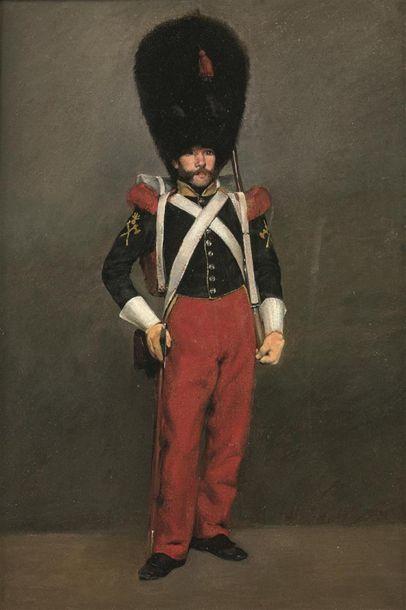 Attribué à Alexandre DUBOIS-DRAHONET (1791-1834)...