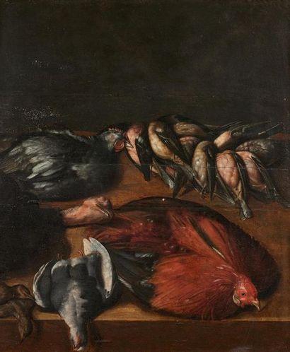 Attribué à Alexander ADRIAENSSEN (1581-1661)...