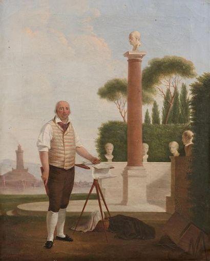 Attribué à Jacques SABLET (Morges 1749-Paris...