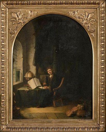 Attribué à Jacob Van SPREEUWEN (1611-après...