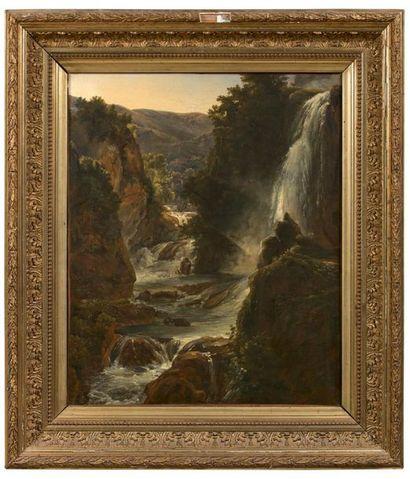 Attribué à Achille Etna MICHALLON (1796-1822)...