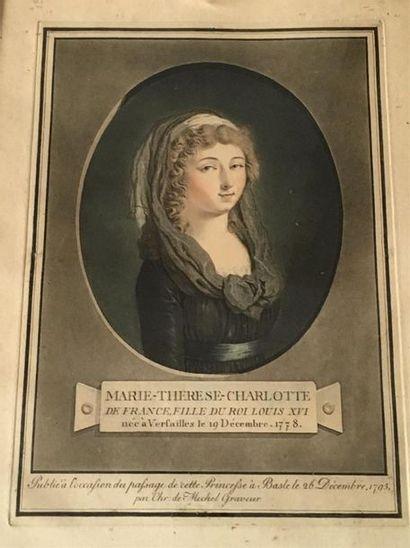 D'après Antoine-François Sergent , Ch. de...