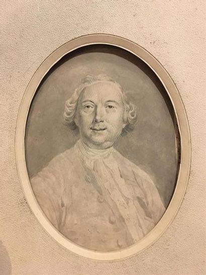 École française du XVIIIe siècle, attribué...