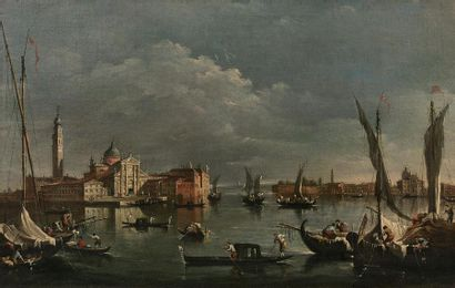École Vénitienne vers 1800, suiveur de Francesco...
