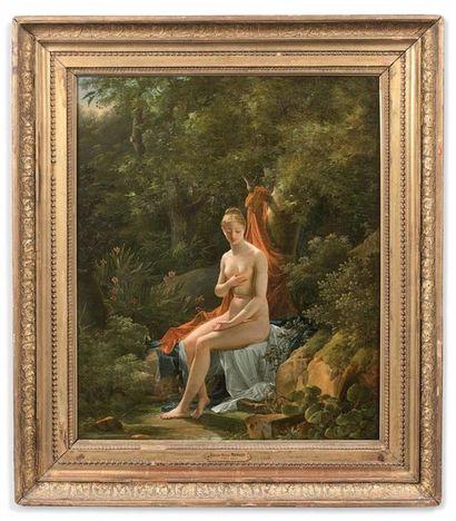Pierre Antoine MONGIN (Paris 1761-Versailles...