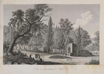 D'après Antoine Ignace Melling (1763-1831)...
