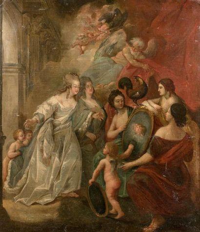 Suiveur de Jean Baptiste GAUTHIER d'AGOTY...