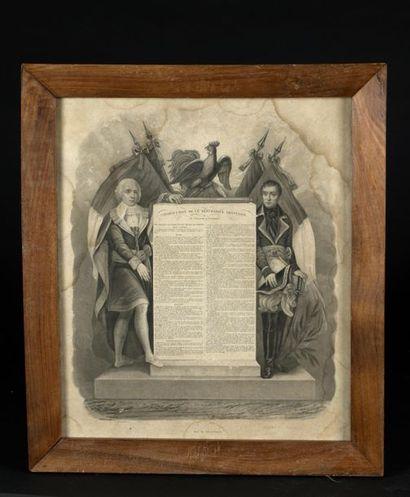 Constitution de la République Française du...