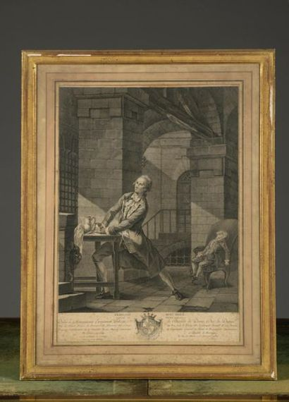 D'après Le CLERC, XVIII e siècle Nature tu...