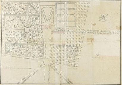 Plan de Coudereaux (Eure-et-Loir) Plan du...