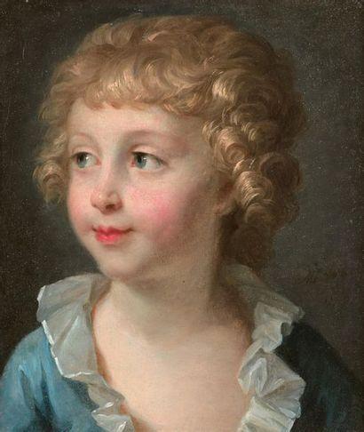 Anne Vallayer-Coster (1744-1818) Portrait...