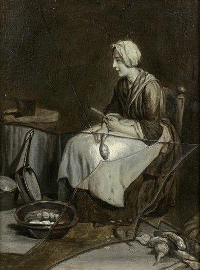 Atrribué à François Xavier VISPRE (1730-...