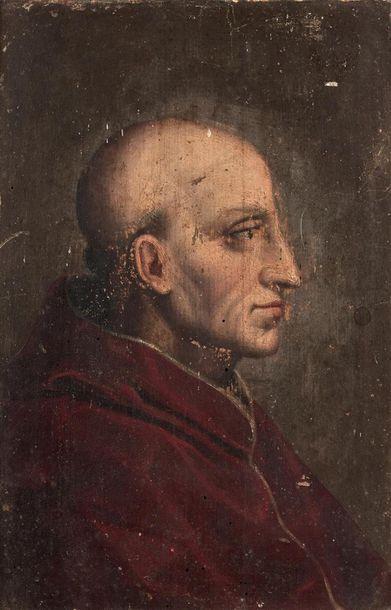 École italienne du XVIe siècle Portrait du...
