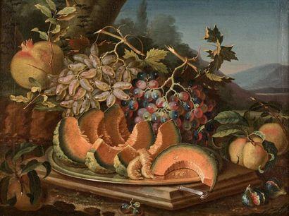 Maximilan PFEILER (c. 1660-1720) Nature morte...