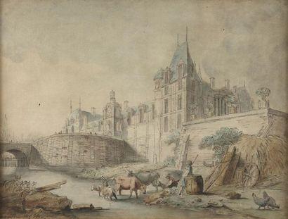 F. de PARMANTIER (actif à la fin du XVIII...