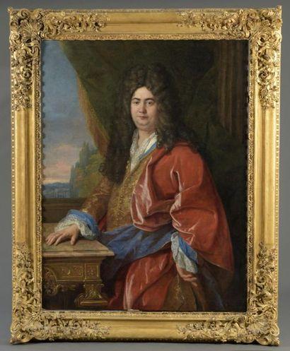 Attribué à Louis II de BOULLOGNE (1654-1733)...
