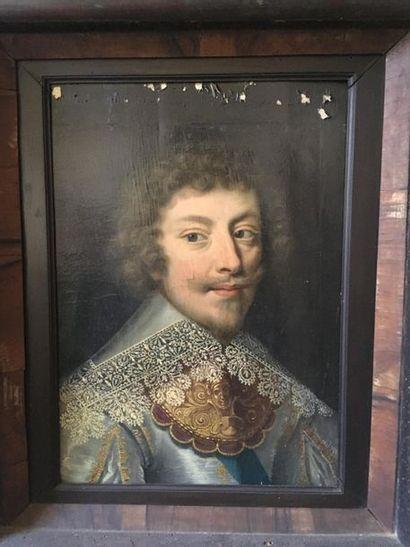 École Française du XVIIe siècle, entourage...