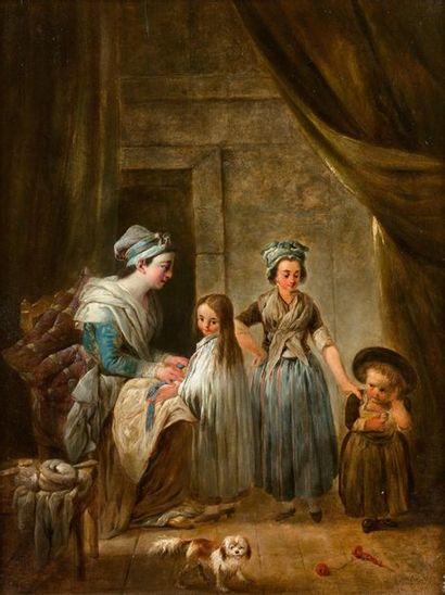 Jacques GAMELIN (Carcassonne 1738-1803) La...