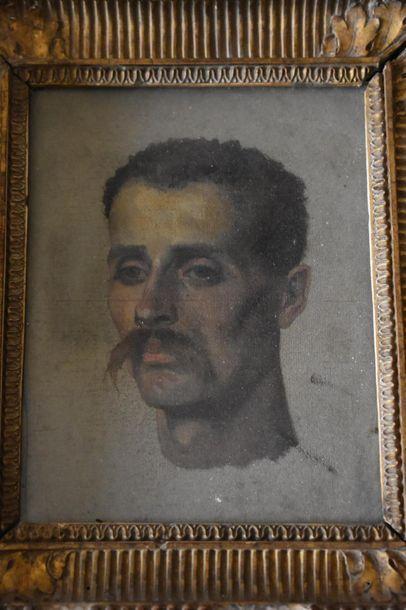 Attribué à Alexis M.L. Douillard (1835-1905)...