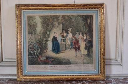 Charles-Nicolas Cochin (1715-1790) d'après...