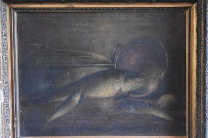 Théodore Lévigne (1848-1912) Nature morte...